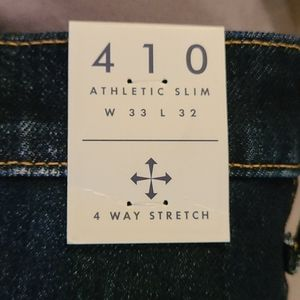 NWT Lucky Brand 410 Athletic Slim w/4 Way Stretch""